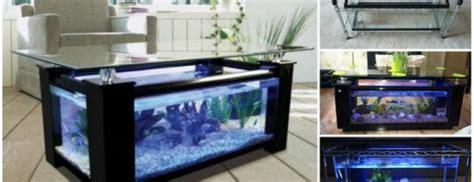 How To Diy Aquarium Coffee Table Beesdiy