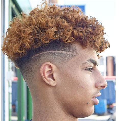 curly hair haircuts hairstyles  men
