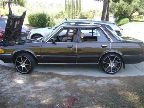 Modifikasi Honda Accord by Gambar Modifikasi Honda Accord 1985 Klasik Elegan Gambar