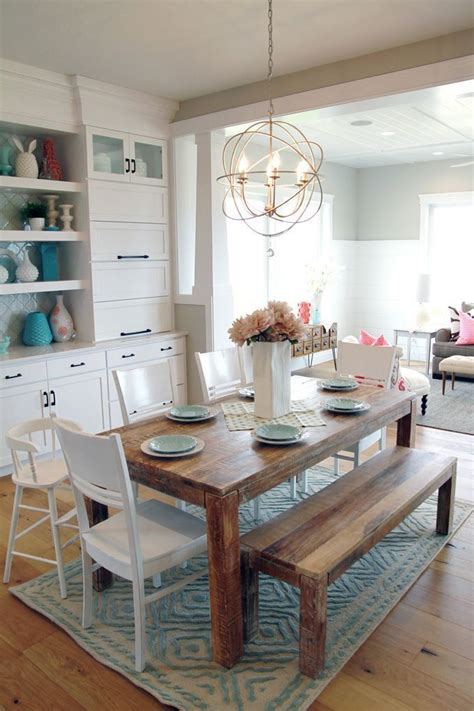 coastal kitchen table 25 best ideas about coastal dining rooms on 2284