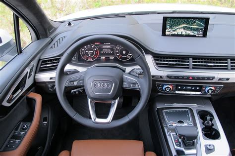 audi suv q7 interior 2018 audi q7 review redesign and other changes