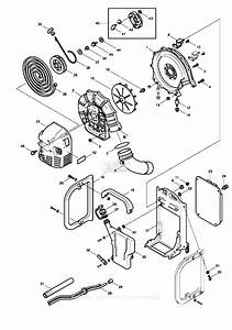 Makita Rbl500 Parts Diagram For Assembly 1