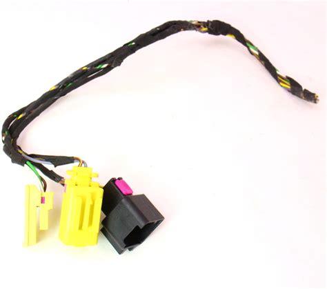 Seat Wiring Plugs Pigtails Airbag Passat