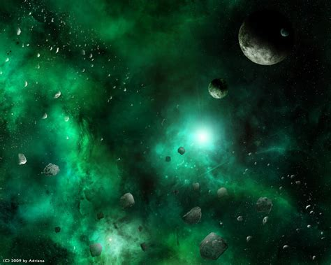 Download, share or upload your own one! Green Nebula Wallpaper - WallpaperSafari
