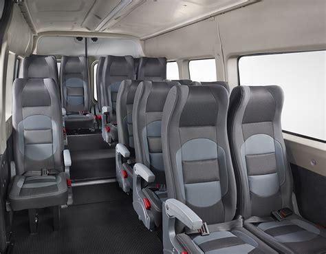 renault van interior novo renault master 2015 carros