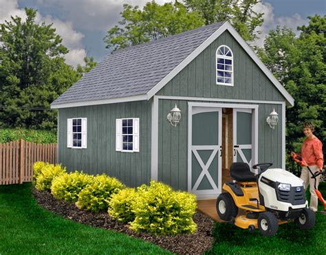 Diy Shed Kit By Best Barns