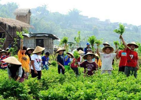 kampoeng kidz batu malang wisata edukatif entrepreneur