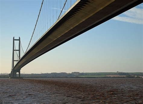 Your Milebymile Guide To Surviving The Humber Bridge