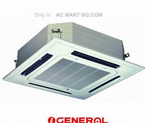 O General 1 5 Ton Cassette Type Air Conditioner