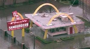 Flooding In Illinois Leaves Site Of Original McDonald's ...