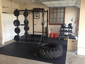 Garage Gym Photos - Inspirations & Ideas Gallery page 1