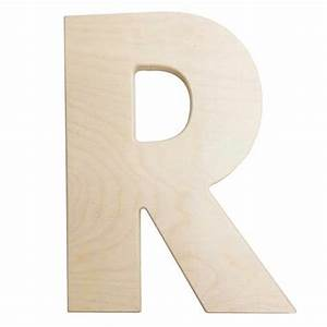 large wooden letters 12 inch unfinished wood letter r With large wooden letter r