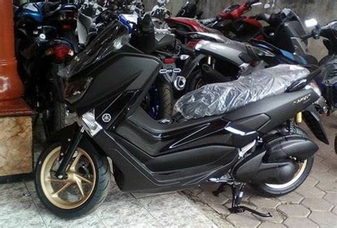 New Nmax Facelift 2018 by Wujud Yamaha Nmax Facelift 2018 Tanpa Keyless Suspensi