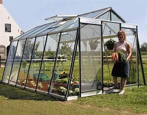 Serre En Polycarbonate Ou En Verre : construire ou acheter sa serre aquaponie ~ Premium-room.com Idées de Décoration