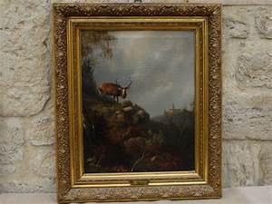 Gemälde In öl : gem lde 2 h lfte 19 jh unsigniert l auf leinwand ~ Sanjose-hotels-ca.com Haus und Dekorationen