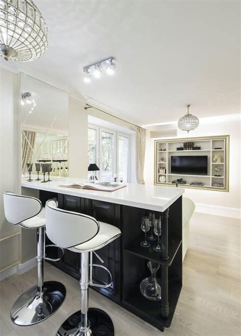 interior design of small kitchen дизайн кухни с барной стойкой 60 фото гид по выбору и