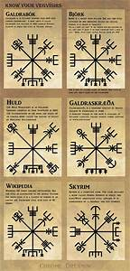 Compas De Vegvisir : real rune magick the vegv sir or runic compass ink ~ Melissatoandfro.com Idées de Décoration