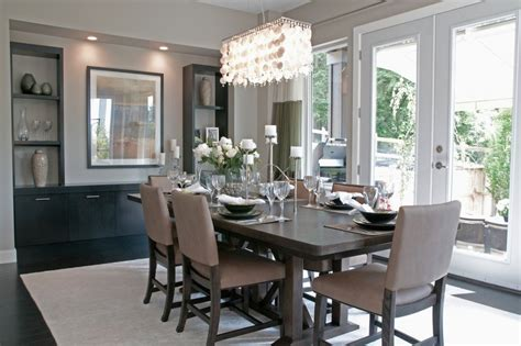 modern crystal chandeliers   dining room inspiring