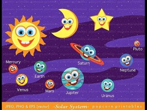 learn about planets solar system facts for 270 | hqdefault