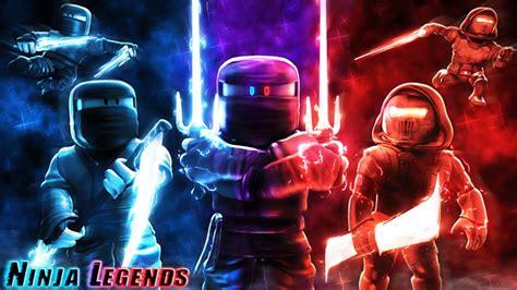 roblox ninja legends script  space miami
