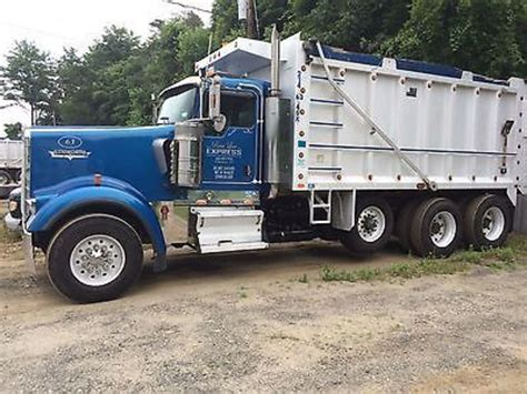 w900l kenworth trucks kenworth w900l dump trucks for sale used trucks on