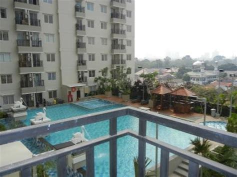 Signature Park Apartment For Rent In Mt Haryono South