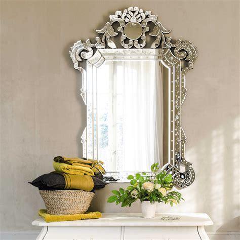 chambre vintage bebe miroir vénitien h 141 cm casanova maisons du monde