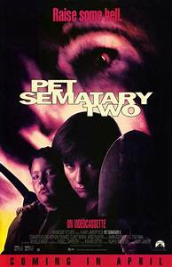 Pet Sematary 2 Movie Posters From Movie Poster Shop