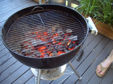 cooking with charcoal using your charcoal grill as a smoker