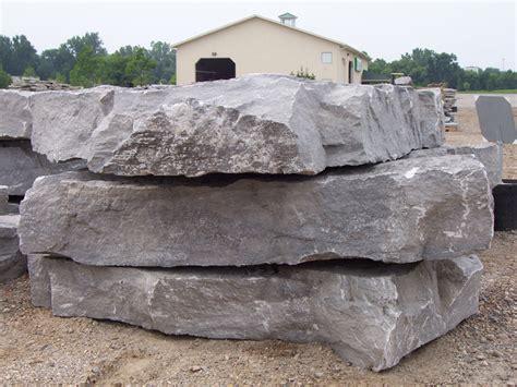 thunder bay gray boulders greenleaf landscape supply