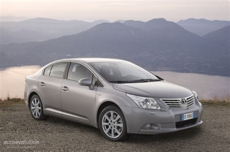 toyota american models toyota avensis specs 2009 2010 2011 autoevolution