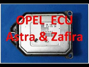 Ecu Repair  Opel Zafira Ecu Repair