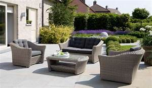 Mobilier De Jardin Hesperide : un mobilier de jardin l gant ~ Dailycaller-alerts.com Idées de Décoration