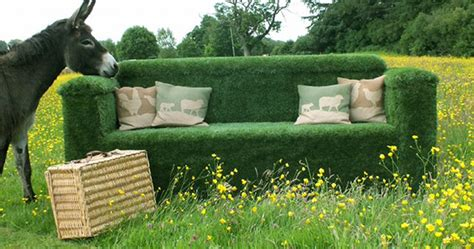 5 comfy outdoor sofas made of grass designfaves