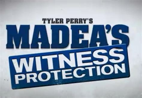 First Trailer For Tyler Perrys Madeas Witness