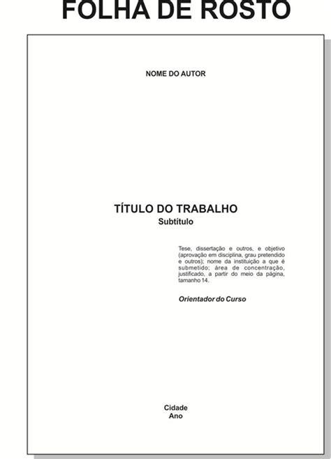 lucas autor em normas abnt pá 2 de 2 capa e contracapa abnt brasil blogado
