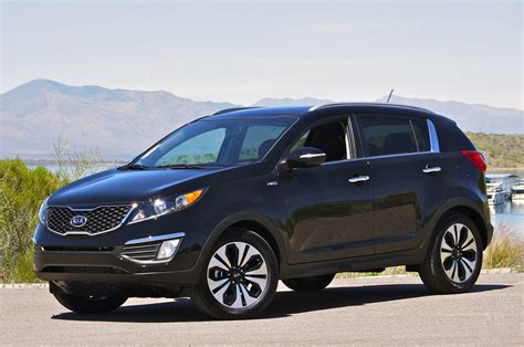 2011 Kia Sportage Sx First Drive Photo Gallery Autoblog