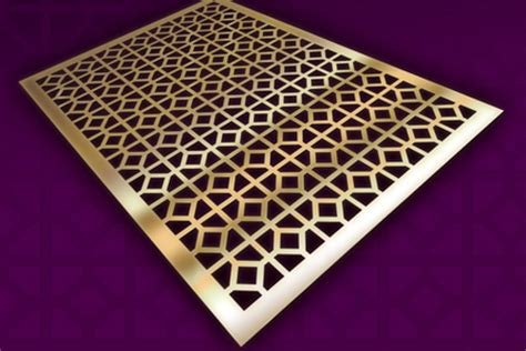 aecinfo news perforated metal sheets grilles
