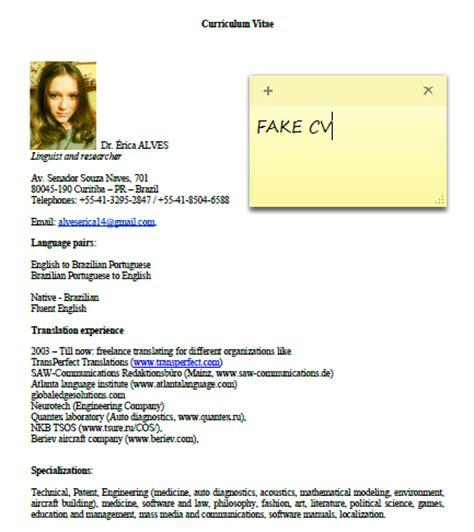 Translate Resume From To Portuguese by Alatraduz 180 S Words Fraud Cv Dr 201 Rica Alves Alveserica14 Gmail