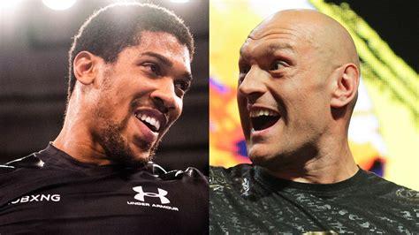 Joshua vs Pulev: Anthony Joshua tells Tyson Fury he 'will ...