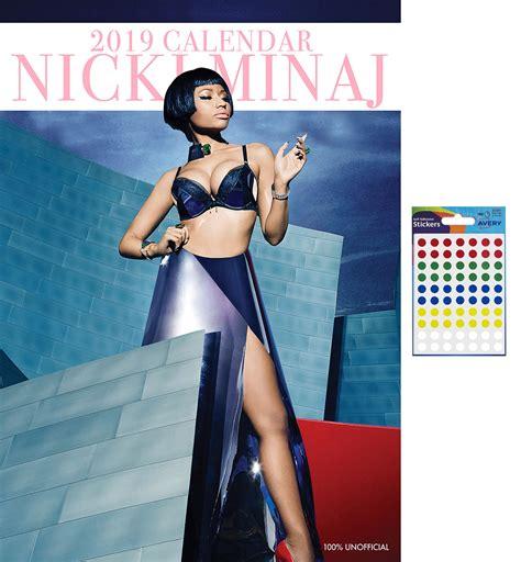 buy nicki minaj calendar bazga