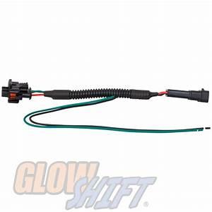 Glowshift Fuel Rail Pressure Psi Gauge Pigtail Wiring