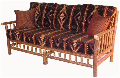 asheville loveseat hickory furniture lodge craft