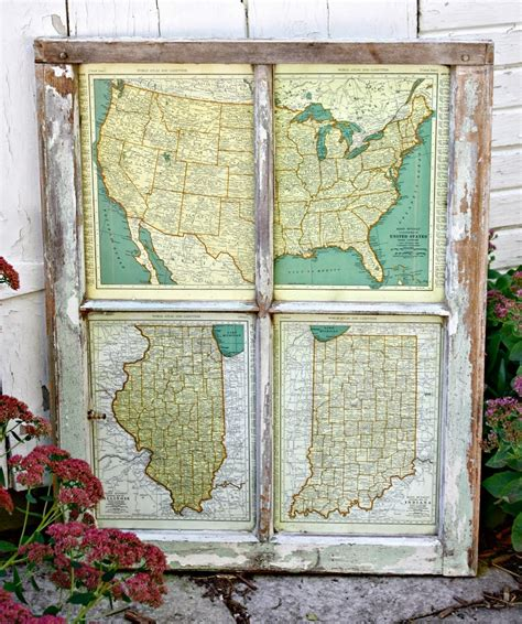 Diy Map Project Window To The World