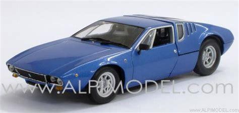 minichamps De Tomaso Mangusta 1969 Blue Limited Edition ...