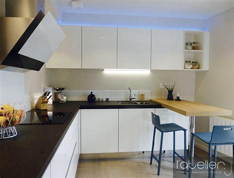 cuisine et fonctionnelle cuisine épurée et fonctionnelle design conception