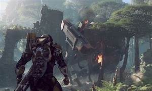 Bioware debuts stunning Anthem gameplay on Xbox One X and ...