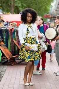 Pagné De Basket : modele jupe pagne africaine l 39 atelier couture ~ Teatrodelosmanantiales.com Idées de Décoration