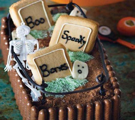 graveyard cake recipes