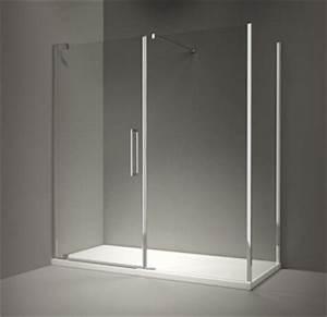 paroir de douche aqua 170 With porte de douche coulissante avec applique murale luminaire salle de bain